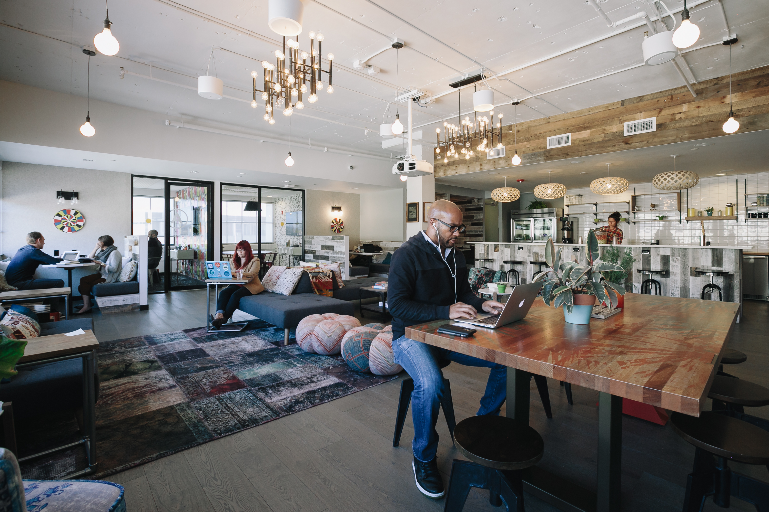 Coworking Office Space In New York City Wework Penn Station