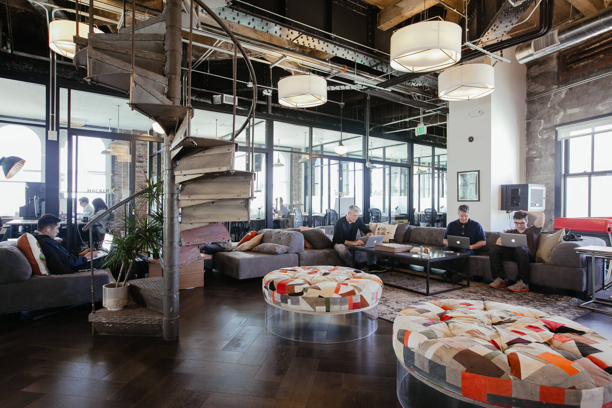 Commercial Bank Floor Plan Coworking Office Space In San Francisco Wework Golden Gate