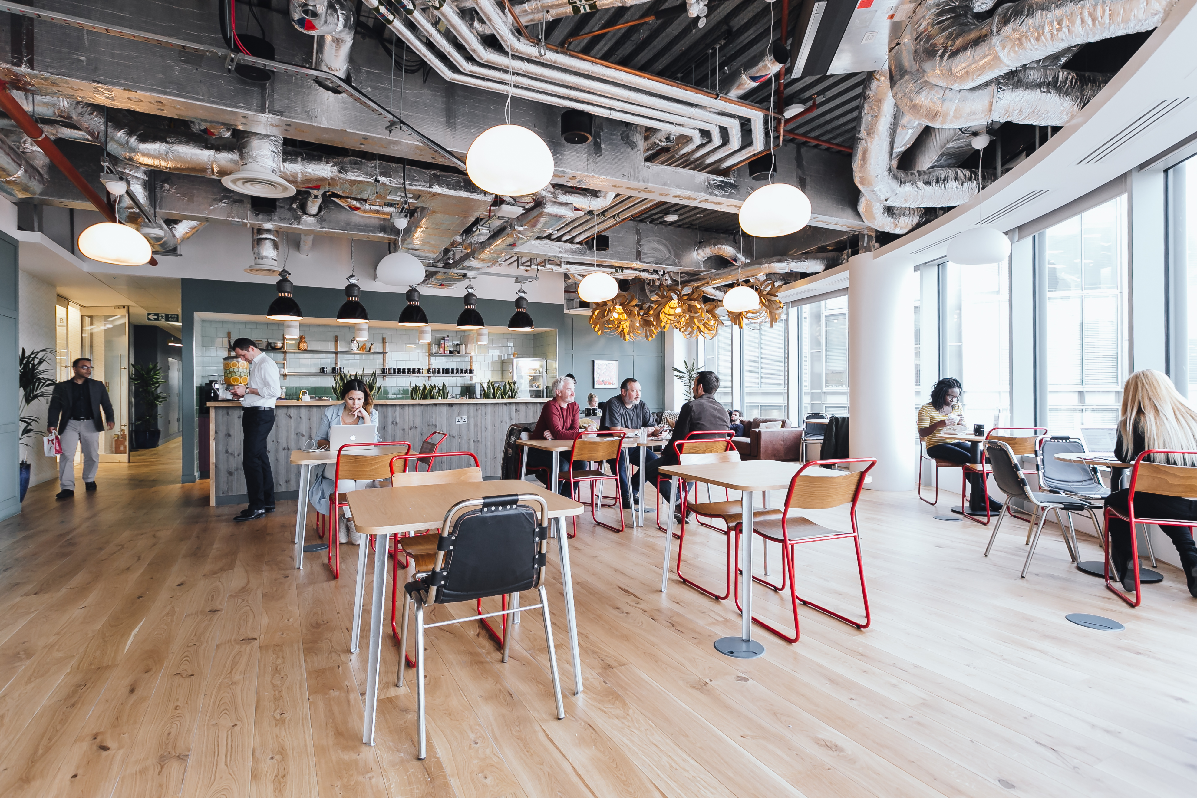 Hong Kong  Cafe  South Street Boston Ma